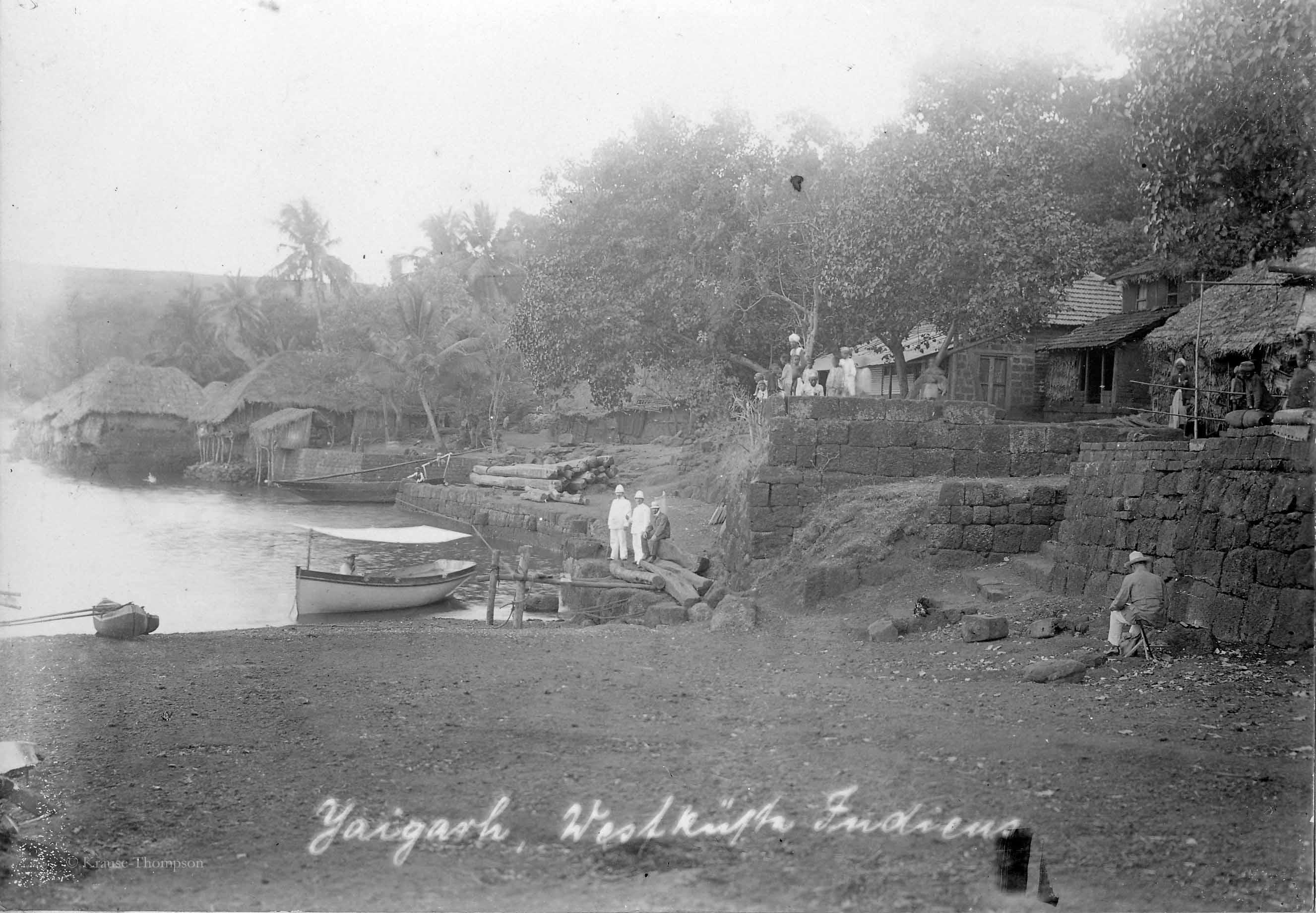 Yaigarh west coast India