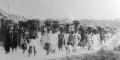 Caravan in Africa