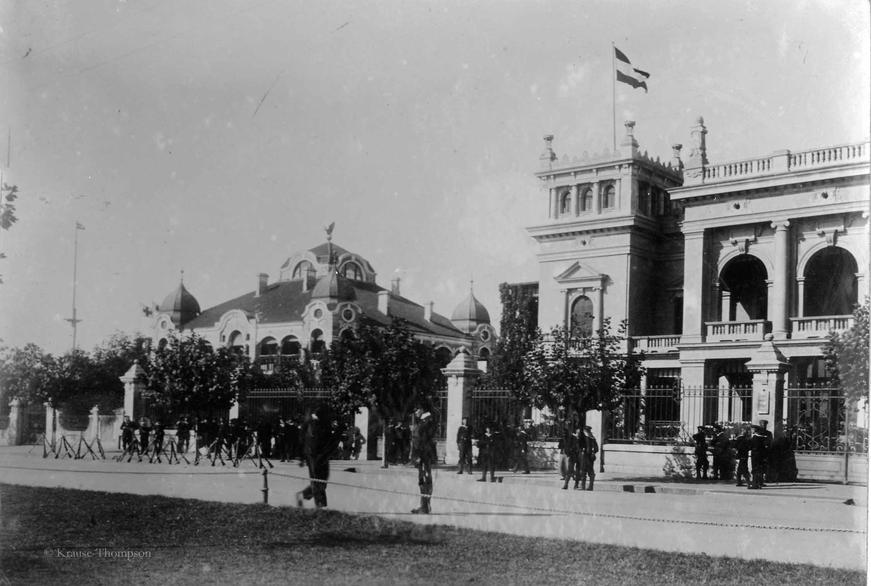 Hankou embassy building